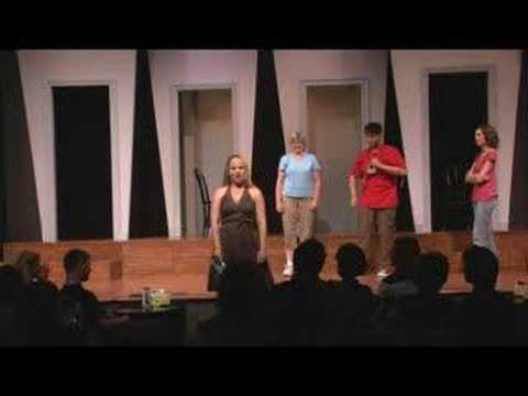 Second City Level E show 7- Shrinking Scene