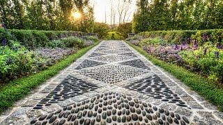Дорожка из камня(Видео-блог о дизайне, архитектуре и стиле. Идеи для тех кто обустраивает свой дом, квартиру, дачу, садовый..., 2015-02-25T11:09:46.000Z)