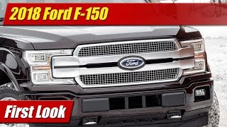 2018 Ford F-150: First Look