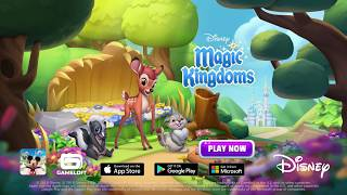 Oh deer! Someone new has come to Disney Magic Kingdoms!