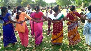 Nagada Dhank Baja Dance