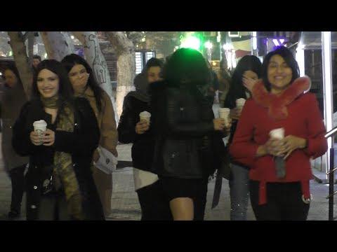 Yerevan, 26.01.19, Sa, Video-2, Khanutits Heto, Mashtots Poghota.