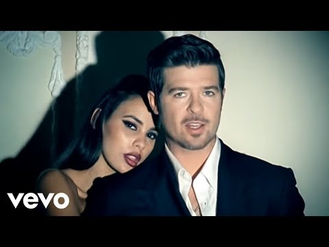 Robin Thicke  Sex Therapy