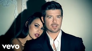 Repeat youtube video Robin Thicke - Sex Therapy