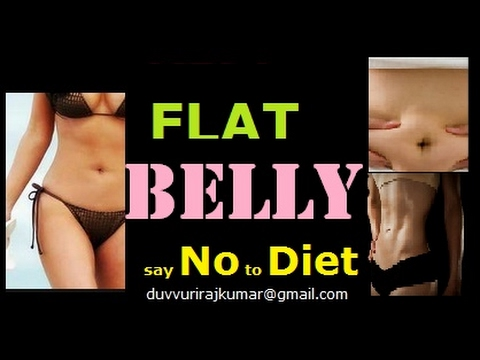 Yoga /Weight Loss With Yoga / Flat Belly in 5 Days: Without Diet or Exercise!(Fat Melter)