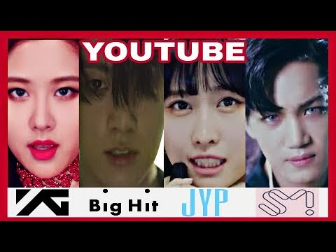 [TOP 15] KPOP Most Subscribers Channels On YouTube (JULY 2018)