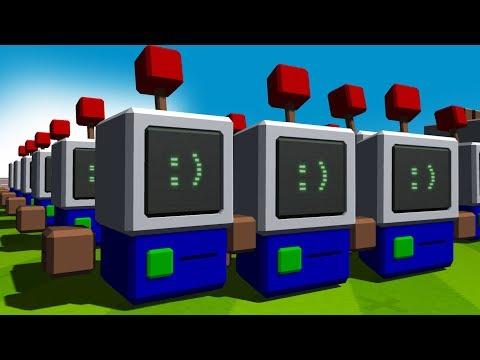 ROBOTS BUILDING ROBOTS! - Autonauts #4