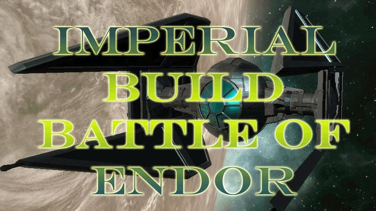 X-Wing 2 0 - Imperial List for Battle of Endor