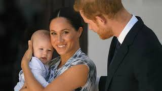 Harry, Meghan, & Archie - You And Me Against The World