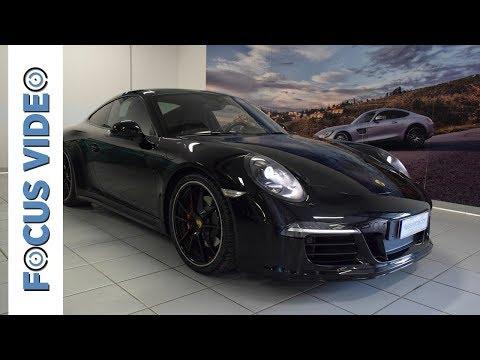 Porsche 911 Carrera 4S | Focus Video Rossi Ecocar