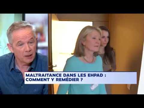 Le Docteur Thierry Bautrant invité de l'éco d'Isabelle Gounin sur LCI