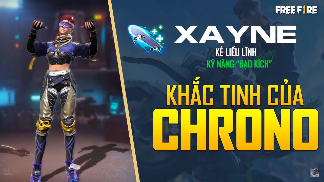 Xayne - Khắc tinh của Chrono | Tâm Điểm Nhân Vật