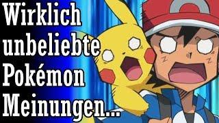 Meine unbeliebten Pokémon Meinungen... - RGE