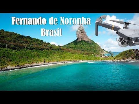 Fernando de Noronha 2018 - Drone 4K