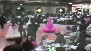Ballroom Dance Competition -American Style Smooth 1989