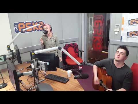 I See Fire - Ed Sheeran | Marthsia (as Divergent.) live at Radio Eska