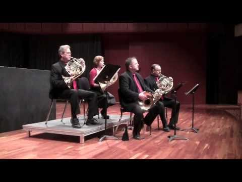 American Horn Quartet: The Sooners