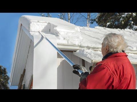 PolarMade | SnowPeeler Roof Rake