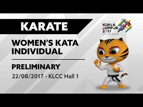 KL2017 Karate - Women's Individual Kata | 22/08/2017