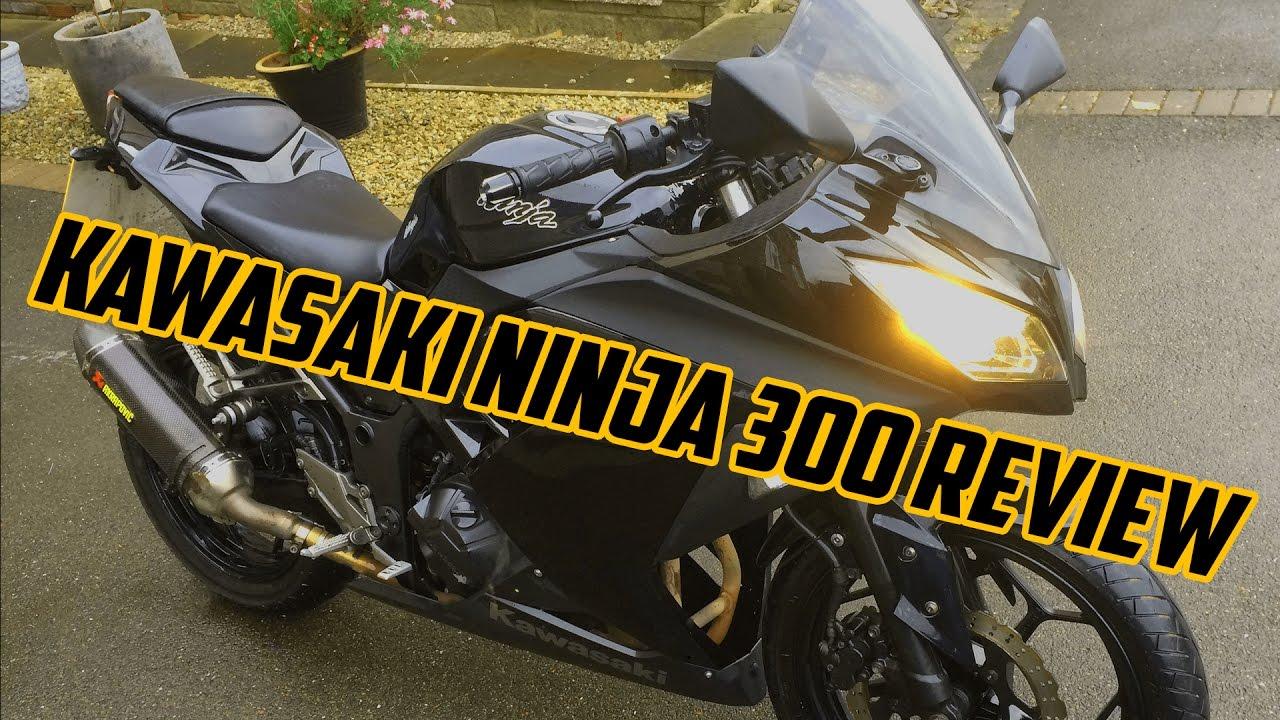 Is A Kawasaki Ninja 300 A Good A2 License Bike Youtube