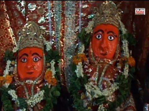 Mata Bhajan -  Langur Jagan Compititon | Ramdhan Gujjar , Pushpa Gusai