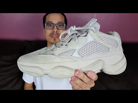8d96ec2a7ddbd Has Resell On Yeezys Finally Died  Ugliest Yeezy Ever  Adidas Yeezy 500  Blush Review!