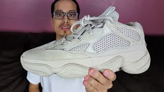 130fc1a77314 Has Resell On Yeezys Finally Died  Ugliest Yeezy Ever  Adidas Yeezy 500  Blush Review ...