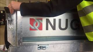 Nugent 2018 Commercial Range - user friendly drop-sides