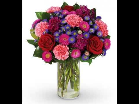 Rose Carnation Bouquet | Flower Pictures