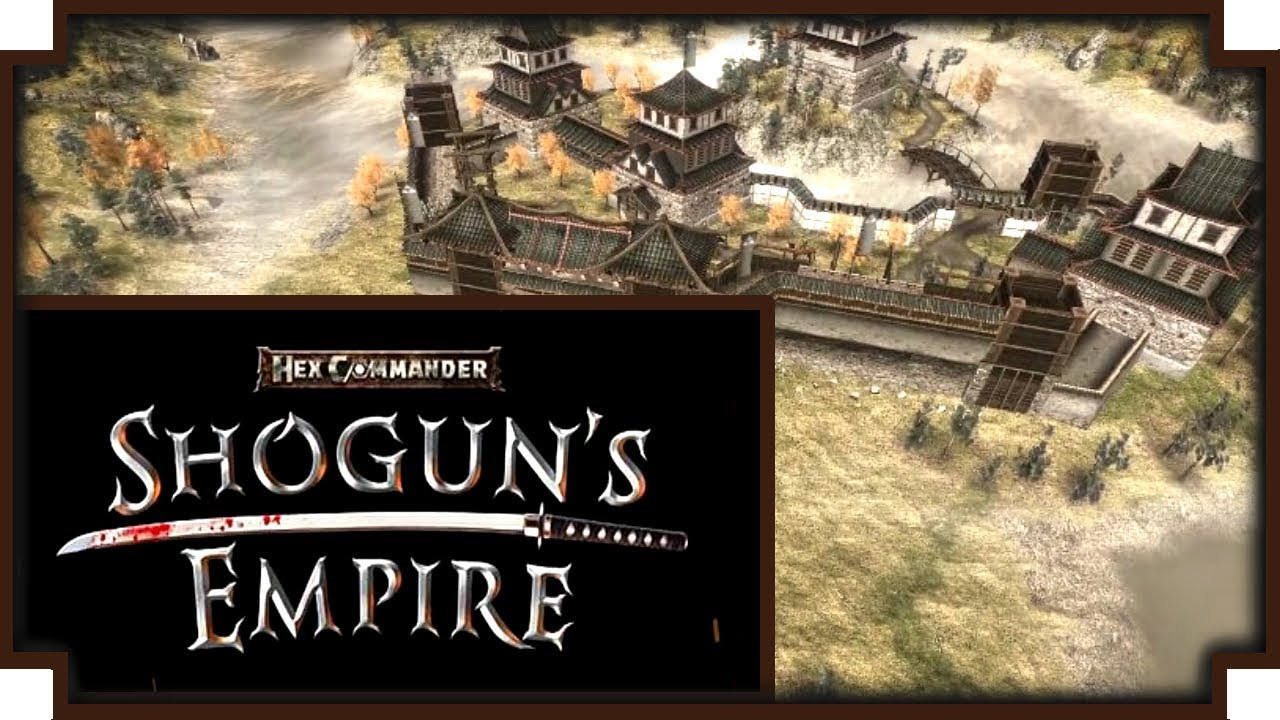 Shogun's Empire: Hex Commander - (Feudal Japan Turn Based Strategy Game)
