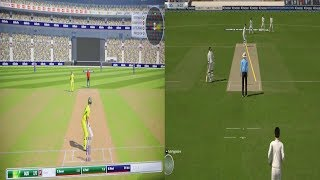 Ashes Cricket 2017 Vs Ashes Cricket 2013 (Gameplay Comparison)