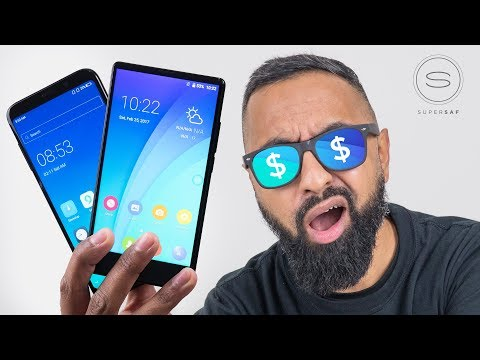 Download Youtube: $150 Bezel-less Smartphones!