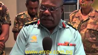 PNGDF Cadets Sent to Study at Australian Academy