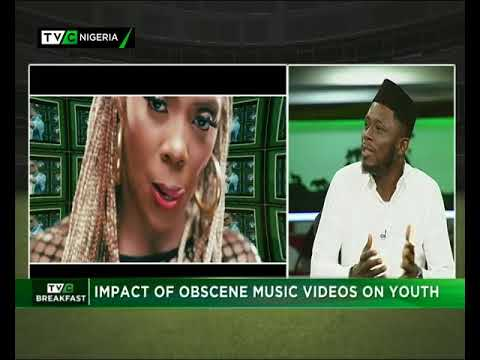 TVC Breakfast 17th August 2018 | Impact of Obscene Music Videos on Youth