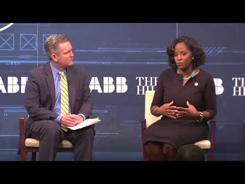 Digitalizing Infrastructure: Headliner Conversation // Rep. Stacey Plaskett (D-VI)