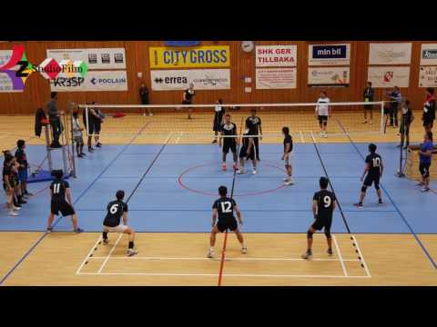 Afghan Volleyboll Tournament Final Stockholm Sweden 2017  HD