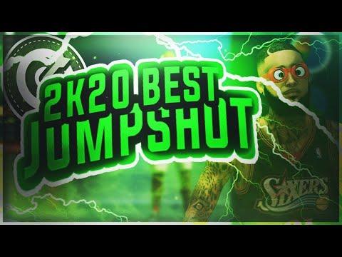 BEST 2K20 JUMPSHOT FOR PLAYMAKING SHOTCREATOR !!! *NOT CUSTOM*