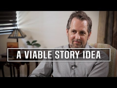 The Idea: The Seven Elements of a Viable Story for Screen - Erik Bork [FULL INTERVIEW]