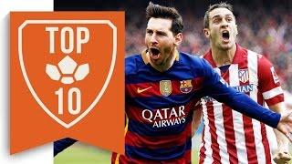 Top 10 La Liga highest goal scorers all-time...
