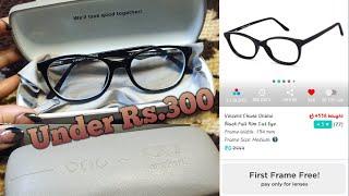 Lenskart Specs Honest Review || Lenskart free frame Unboxing || Full Detail by Shama's Corner