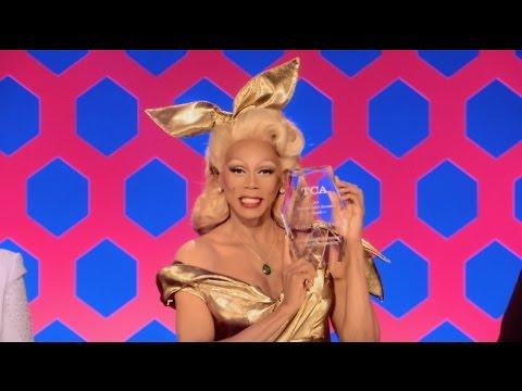 RuPaul's Drag Race Nominated for TCA Award!