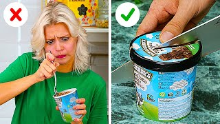 28 GENIUS FOOD HACKS THAT ACTUALLY WORK