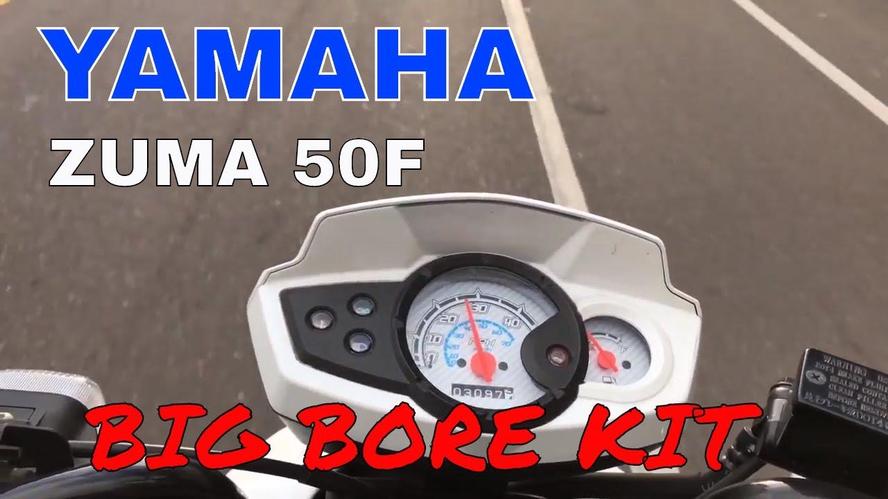 Yamaha Zuma 70cc 19/21mm PHGB Carb Kit |Yamaha Zuma Snow Kit