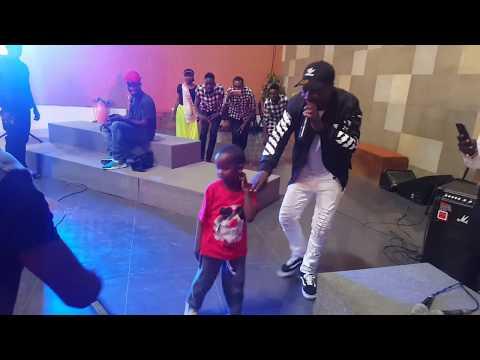 5 year old Odi Dancer from Kenya