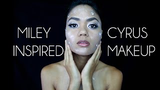 Miley Cyrus Real & True MV Inspired Makeup Thumbnail