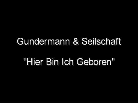 Video von Gundermann