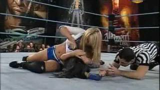Courtney Taylor vs. AJ Lee (FCW 11.28.09)