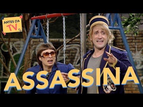 Assassina - Paulo Gustavo + Katiuscia Canoro - A Vila - Humor Multishow