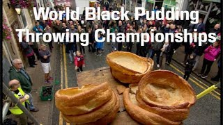 Black Pudding throwing World Championships 2017
