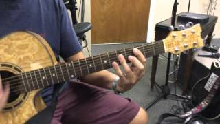 Dire Straits Sultans of Swing  Easy chord progression